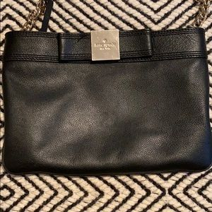 Kate spade purse with bow detail